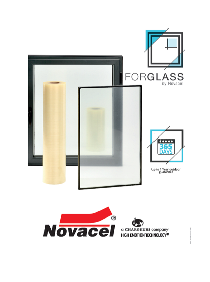 Novacel participated in the China Glass Association's Annual Conference