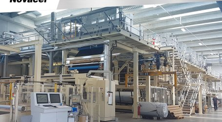 Novacel new coating line now fully operational