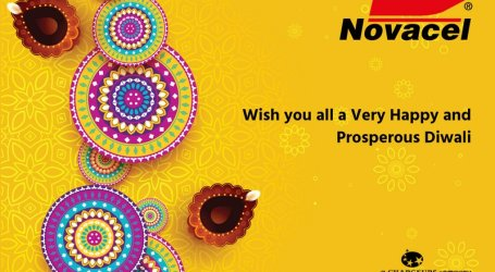 Novacel wish you all a Very Happy and Prosperous Diwali
