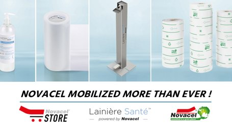 Novacel mobilized more than ever!