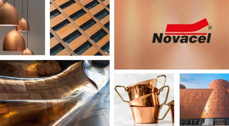 First protective film for Copper & Brass – Novacel 4142