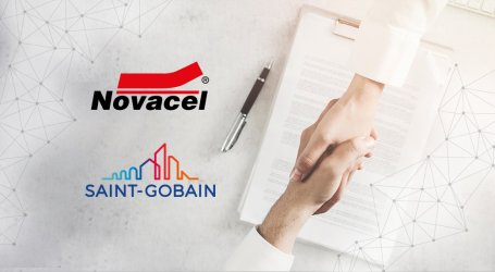 New partnership between Novacel and Saint-Gobain